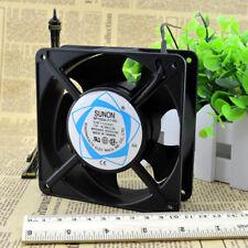 SUNON 12038 SUNON 115V SP100A aluminum frame double ball fan