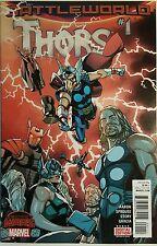 Thors (Secret Wars: Battleworld) #1