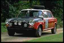 Metal Sign British Uk Cars 354074 Austin 1800 Mark11 Rally Car 1968 A4 12X8 Alum