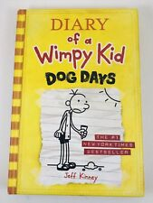 Diary of a Wimpy Kid Dog Days #4 by Jeff Kinney Children's Book