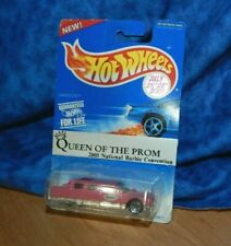 """HOT WHEELS """"""""QUEEN Of The PROM"""" 2001 NATIONAL BARBIE CONVENTION #16915 NMOC RARE"""