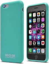 iPhone 6s Case, NGN Slim-Fit Ultra-Grip TPU Case for iPhone 6 (Deco Turquoise)