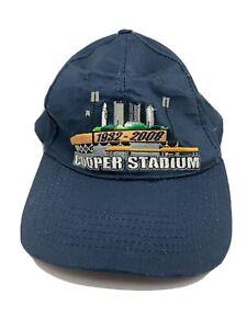 Cooper Stadium Columbus Clippers Ohio 1932-2008 Baseball Hat Minor League Team