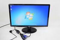 Acer S201HL LCD Monitor VGA DVI Grade A
