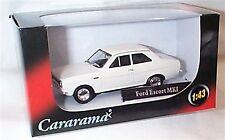 Ford Escort  Mk1 in Ermine White 1-43 scale new in box