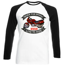 HONDA NT650V - NEW COTTON TSHIRT - ALL SIZES IN STOCK