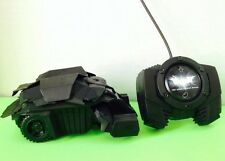 2011 Hot Wheels RC Batman The Dark Knight Rises Simple Function Bat Vehicle Gift