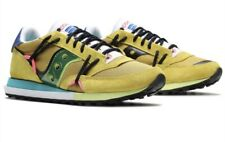 "Mens Limited Release Saucony ""Abstract Jazz"" Yellow/Blue Size 14"