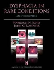 Dysphagia in Rare Conditions, Harrison N. Jones