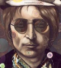 John Lennon Secret Dreams 2004 HC DJ 3rd Printing Illustrated Book MINT