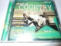Various - Heart of Country Part 3, Various, Audio CD, Good, FREE & FAST Delivery
