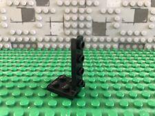 LEGO - 1 x VINTAGE BLACK BRACKET 2x2 - 1x4 2422 - 6990 6274 6268