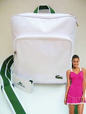LACOSTE Backpack Rucksack Bag White Casual 2.12