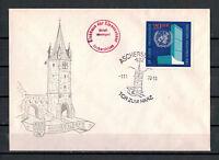 DDR, FDC MiNr. 1621 Tor zum Harz 1970 SSt