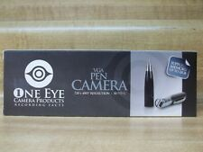 SPY Pen Camera-One Eye VGA Pen Camera 720x480p 30 FPS NIB