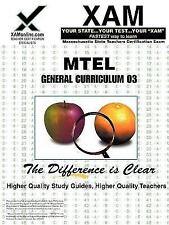 SHARON WYNNE - MTEL General Curriculum 03 - PAPERBACK