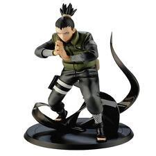 Anmie Naruto Shippuden SHIKAMARU NARA Toy Figure Doll New