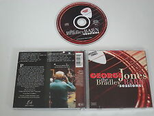 GEORGE JONES/THE BRADLEY BARN SESSIONS(MCA MCD 11096) CD ALBUM