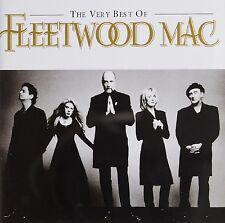 VERY BEST OF FLEETWOOD MAC HITS Original Audio Music CD Rock Brand New UK Rel