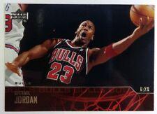 2003-04 Upper Deck Michael Jordan #27, Chicago Bulls