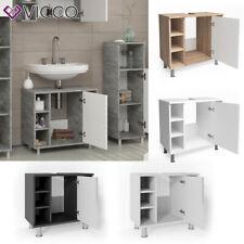 VICCO Waschbeckenunterschrank FYNN Waschtischunterschrank Badezimmermöbel