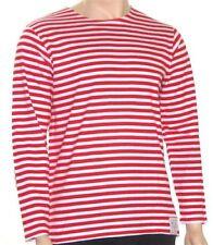 Camisetas de hombre sin marca color principal rojo 100% algodón