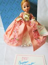 """Ex. Madame Alexander 10"""" Doll, The French Aristocrat , Mint In Box"""