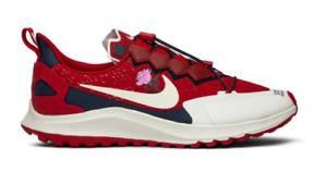 Gyakusou x Air Zoom Pegasus 36 Trail Red Running Shoes CD0383-600 Men's Size 6.5