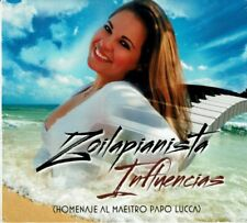 Zoilapianista Influencias Homenaje a Papio Lucca     BRAND  NEW SEALED  CD