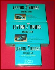 3 Leyton House Racing F-3 Ralt RT-31 - Lola T-87C F-3000 - F-1 March Model Kit