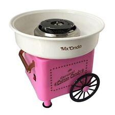 Máquina Algodón de Azúcar estilo retro vintage Mx-Onda 500W,fiesta,celebraciones
