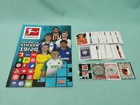 Topps Bundesliga Sticker 2019/2020 1/5/10/20/30/50/100 Sticker aussuchen 19/20