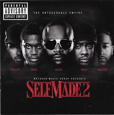 Maybach Music Group Presents Self Made CD Vol. 2: The Untouchable Empire [PA] !