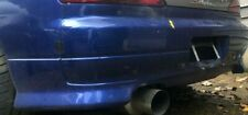 OEM NISSAN S15 SPEC R  AREO SILVIA REAR BUMPER BLUE JDM FACTORY OPTION RARE