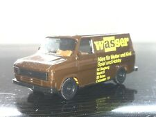 "Herpa  - Ford Transit "" wasser , Siegburg "" - T@P"