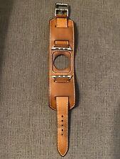 Apple Watch Hermes Cuff Barenia Classic Buckle -...