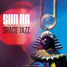 Sun Ra and his Arkestra Space Jazz Gatefold Vinyl 3 LP Set Pink Record