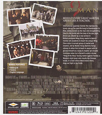 IP MAN 2 Legend of the Grandmaster (Blu-ray, 2011)