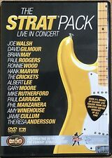 The Strat Pack - Live In Concert (DVD, PAL) (David Gilmour, Brian May, Rodgers)