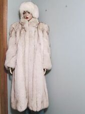 Desjardins Furriers/ Montreal full length Norwegian fox fur, approx. L, #791