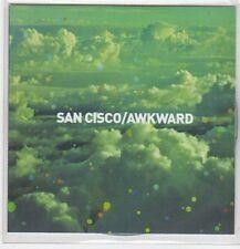 (EP862) San Cisco, Awkward - 2013 DJ CD