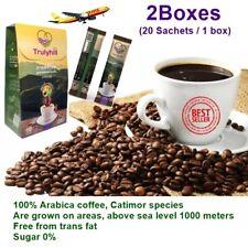 20x Roast Ground Instant Coffee Health Free Sugar Creamer Trans Fat0% Calories