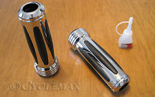 GOLDWING GL1800 Comfort Grips (B17-362) MADE BY SHOW CHROME