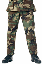 BDU Cargo Pants Camouflage Tactical Military Combat Uniform Rothco