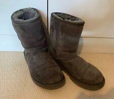 Grey Ugg Boots - Size UK 5.5