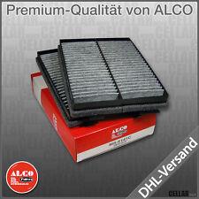 BMW 5er E39 ALCO PREMIUM Set Innenraumfilter Mikrofilter Pollenfilter Aktivkohle