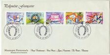 1989 French Polynesia First Day Cover - Polynesie francaise