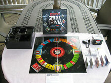 ESPN 21st Century Sports Trivia Board Game~New In Opened Box~Game Parts Sealed!