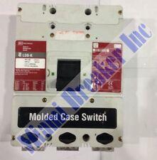 Ldb3600K Cutler Hammer Molded Case Circuit Breaker 3 Pole 600 Amp 600V