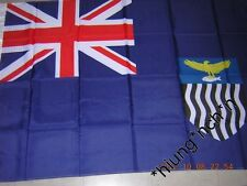 Pre 1953 British Empire Flag Northern Rhodesia Rhodesian Zambia Blue Ensign 3X5